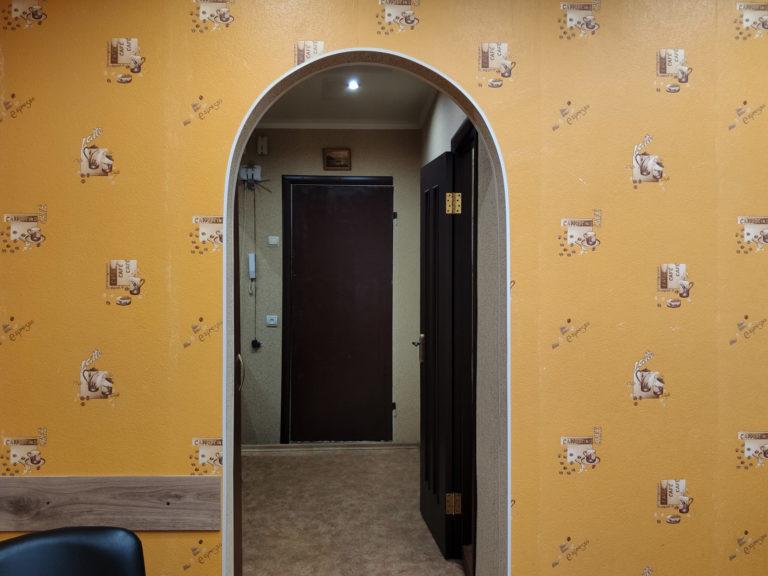 Посуточно: 1-комнатная квартира, бульвар Европейский, 12, Кривой Рог (1 Восточный) 6