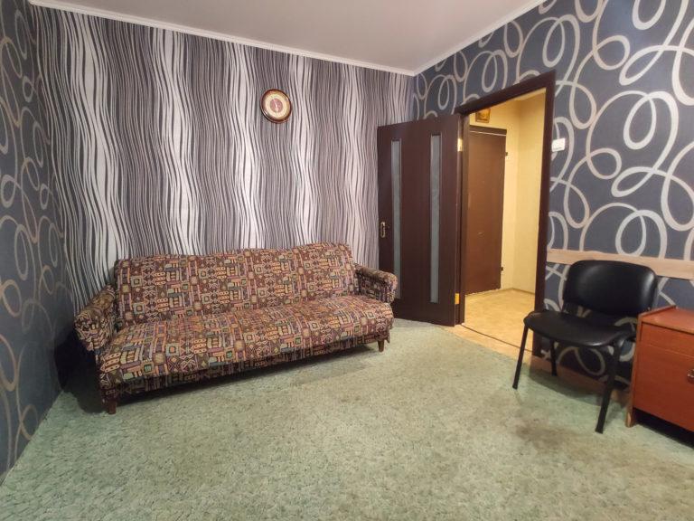 Посуточно: 1-комнатная квартира, бульвар Европейский, 12, Кривой Рог (1 Восточный) 9
