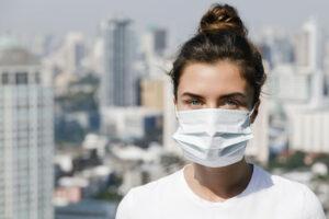 Новый закон со штрафами за отсутствие масок